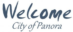 City of Panora logo