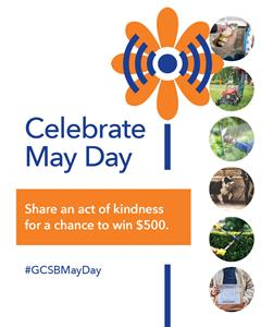 Celebrate May Day with Guthrie County State Bank